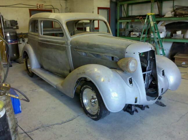 B&B Auto Repair in Albany, Oregon - Desoto Restoration